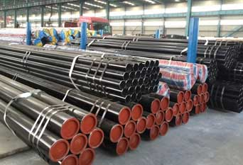 API 5L Gr B Welded Line Pipe