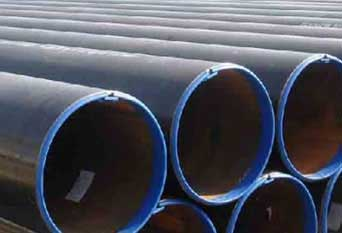 ASTM A53 Grade B Carbon Steel Seamless Pipes