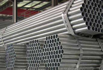 DIN 17457 Welded Pipes