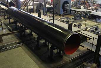 SA519 Carbon Steel AISI 4140 Hot Finished Tubes