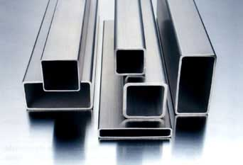Stainless Steel Rectangle tubes