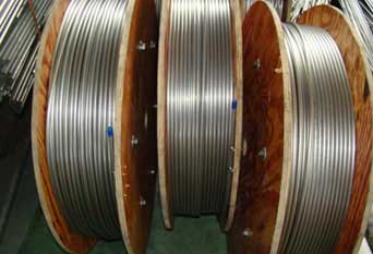 Welded Coiled Tubing